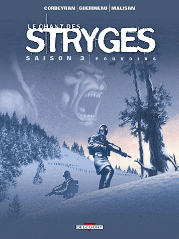 Le chant des Stryges # 13