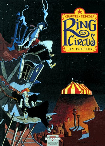 Ring Circus édition simple
