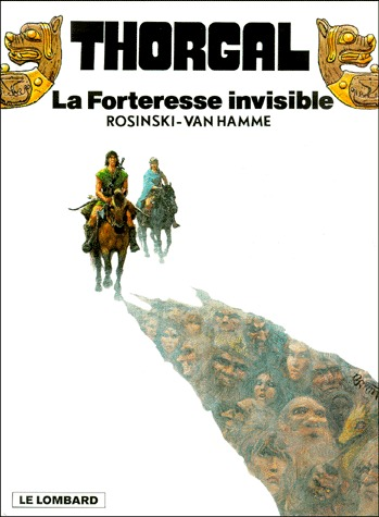 Thorgal 19 - La Forteresse invisible