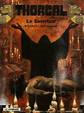 Thorgal 29 - Le Sacrifice