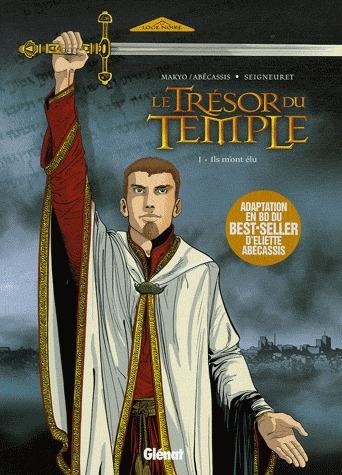 Le trésor du temple édition simple