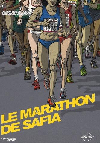 Le marathon de Safia édition simple