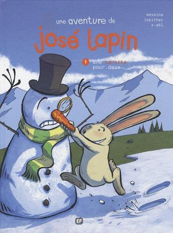 Une aventure de José Lapin édition simple