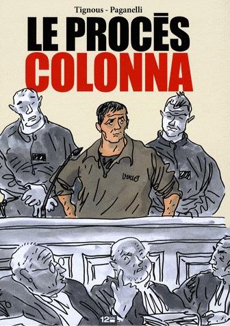 Le procès Colonna édition simple