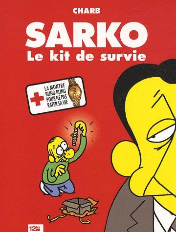 Sarko, le kit de survie édition coffret