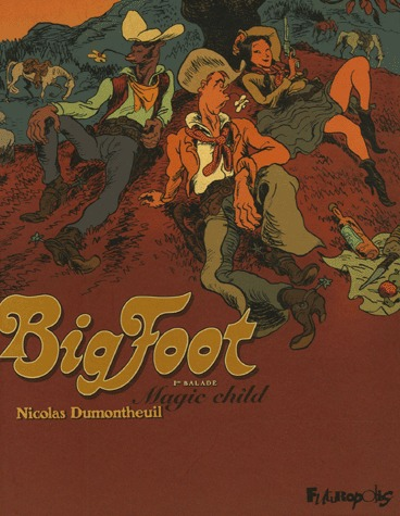 Big foot édition simple