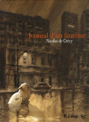 Journal d'un fantôme édition simple
