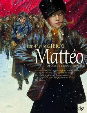 Mattéo 2 - Deuxième époque (1917-1918)