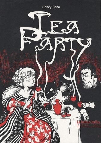 Tea party édition simple