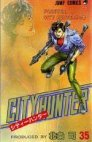 couverture, jaquette City Hunter 35  (Shueisha)