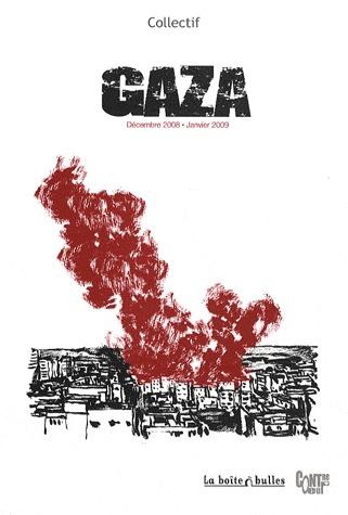 Gaza, décembre 2008 - janvier 2009 édition simple