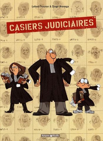 Casiers judiciaires édition simple