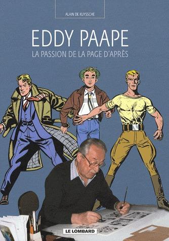 Eddy Paape, la passion de la page d'après édition simple