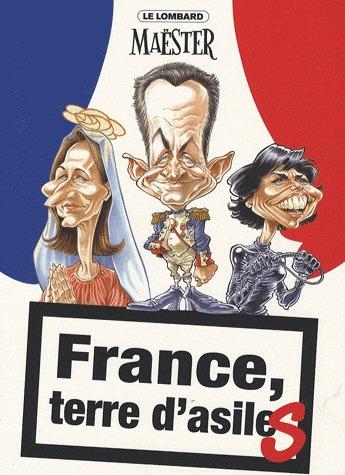 France, terre d'asileS édition simple