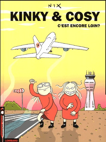 Kinky et Cosy édition simple