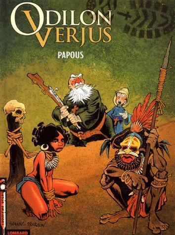 Odilon Verjus édition simple 2001