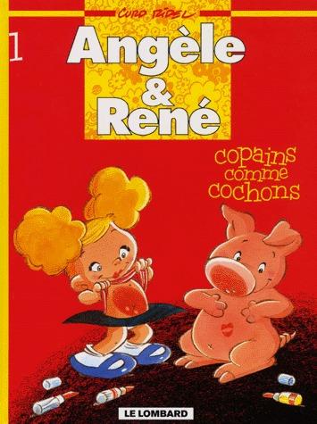 Angèle et René édition simple