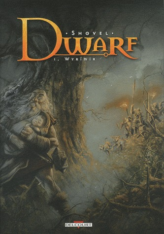 Dwarf édition simple