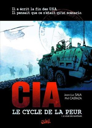 CIA, le cycle de la peur édition simple