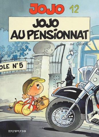 Jojo 12 - Jojo au pensionnat
