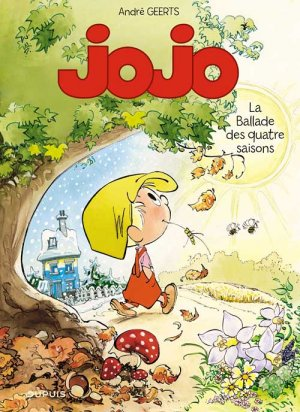 Jojo 14 - La ballade des quatre saisons