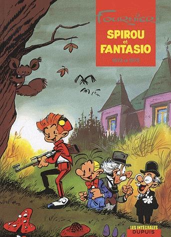 Les aventures de Spirou et Fantasio # 10