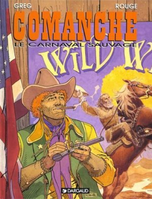 Comanche # 13 simple