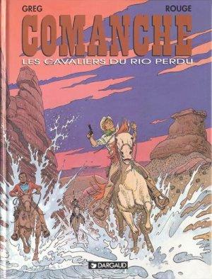 Comanche # 14 simple