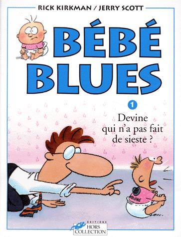 Bébé blues édition simple