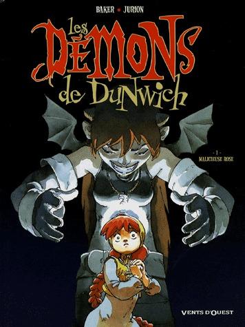 Les démons de Dunwich édition simple