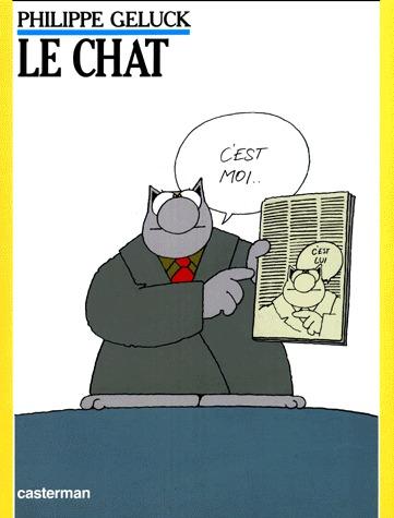 Le chat édition simple