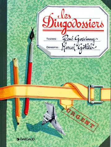 Les dingodossiers 1