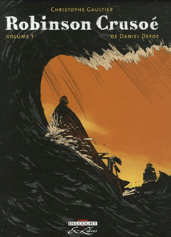 Robinson Crusoé, de Daniel Defoe édition simple