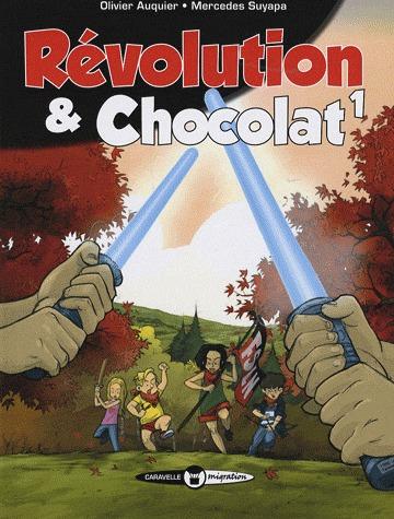 Révolution et Chocolat édition simple