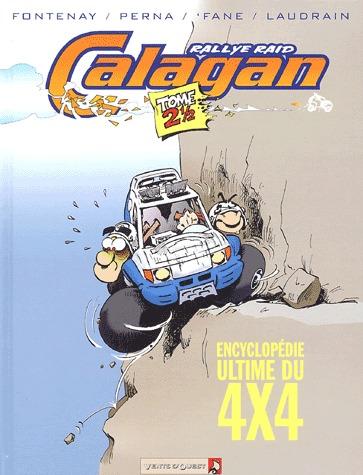 Calagan, rallye raid édition hors série