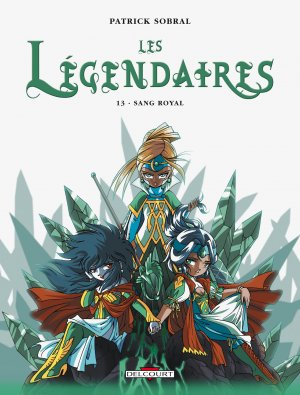 Les Légendaires # 13
