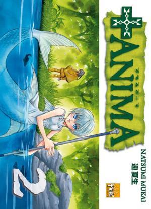 couverture, jaquette +Anima 2  (Taifu Comics)