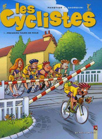 Les cyclistes édition simple