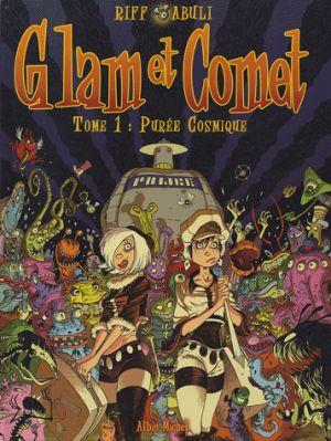 Glam et Comet édition simple