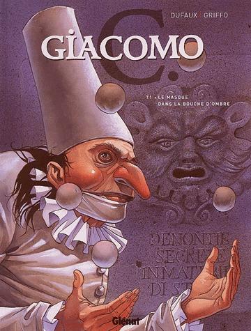 Giacomo C. édition Réédition 2003