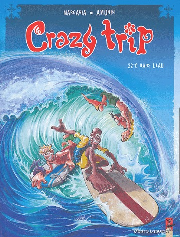 Crazy trip édition simple