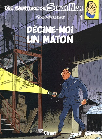 Une aventure de Simon Nian édition simple