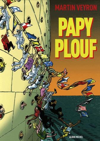 Papy plouf édition simple