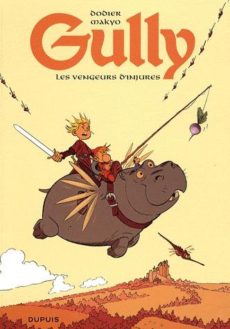 Gully édition simple 1988