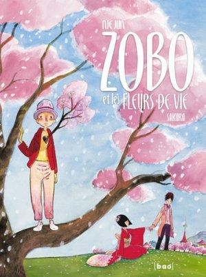 Zobo et les fleurs de vie
