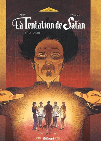 La tentation de Satan édition simple