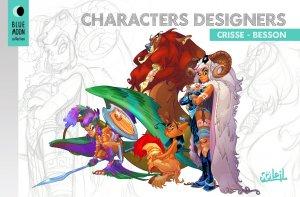Crisse characters designers édition simple
