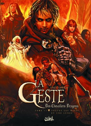La geste des chevaliers dragons  # 11