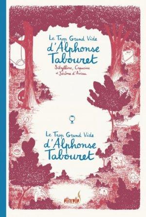 Le trop grand vide d'Alphonse Tabouret édition simple