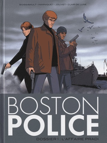 Boston police édition simple